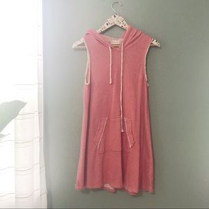 Altar'd state Pink Pool Cover Dress Size Small